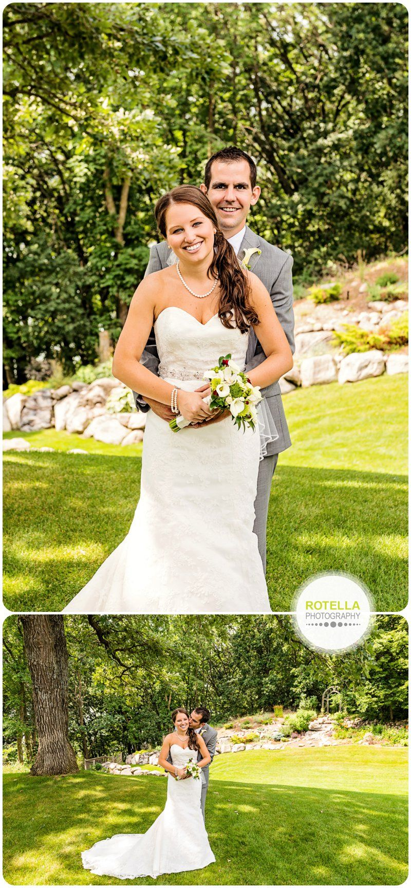 Minnesota Wedding Photography - Jack and Chelsey - Formal Portraits