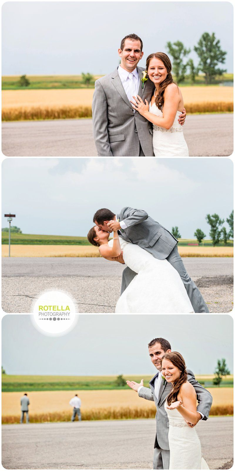 Minnesota Wedding Photography - Jack and Chelsey - Pitstop before the reception