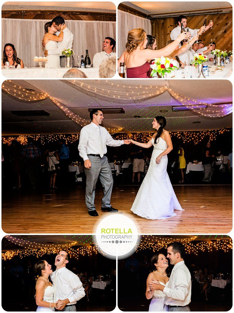 Minnesota Wedding Photography - Jack and Chelsey - Reception and first dance