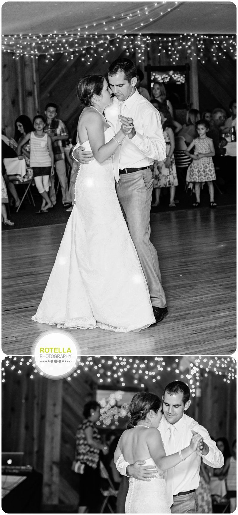 Minnesota Wedding Photography - Jack and Chelsey - First dance