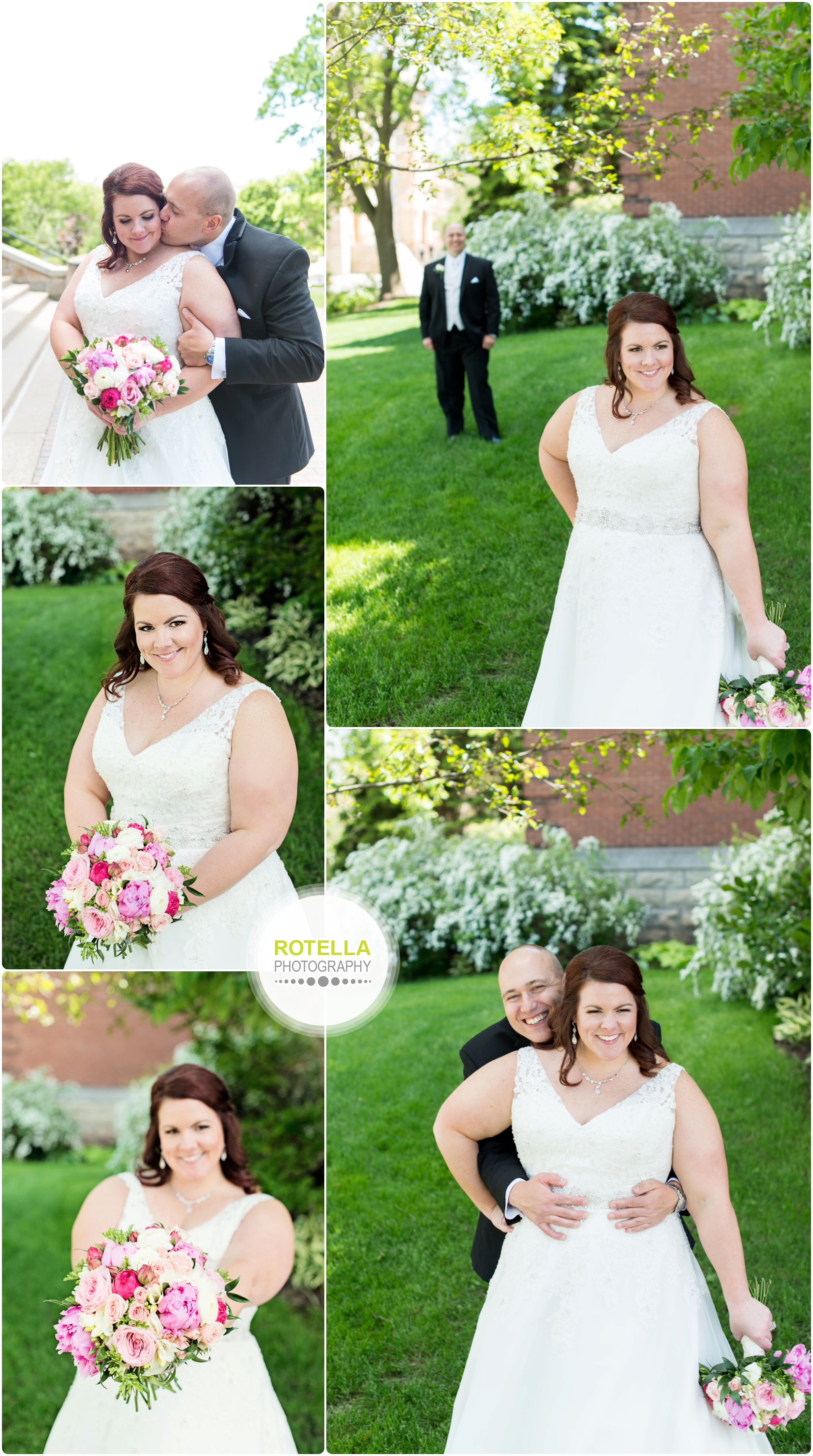 Historic Stillwater Courthouse Wedding Photography