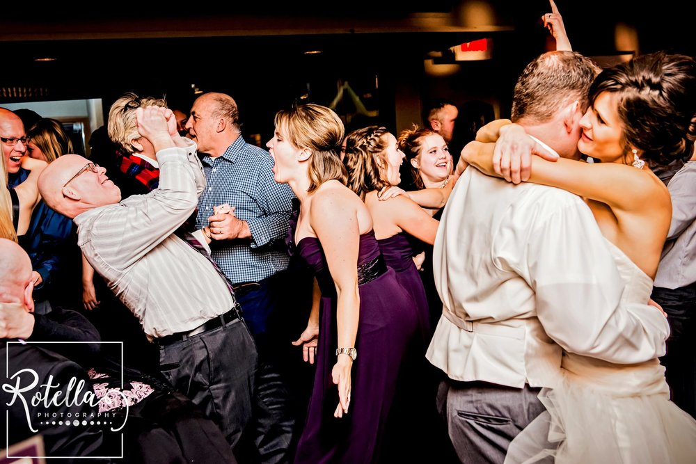 north shore wedding dance