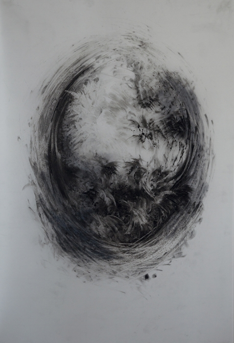 the ashen gray of larks