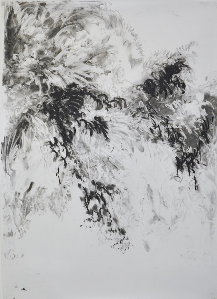 Murmuration for starlings VII