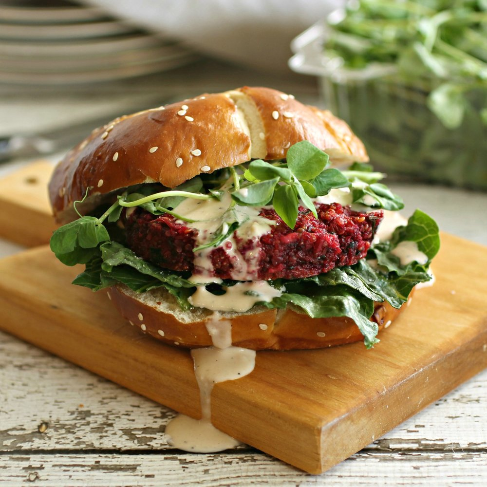 Beet and Chickpea Burger 1 Square.jpg