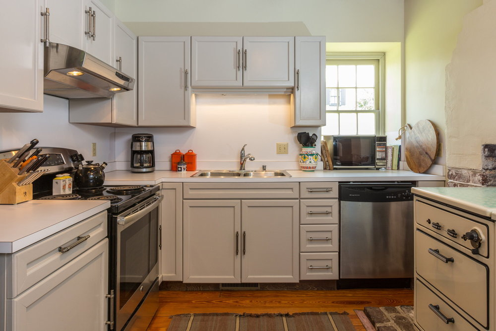 - Enjoy your own fully equipped kitchen. Whether you are just having coffee in the morning or are whipping up a full gourmet meal, you have everything you need!