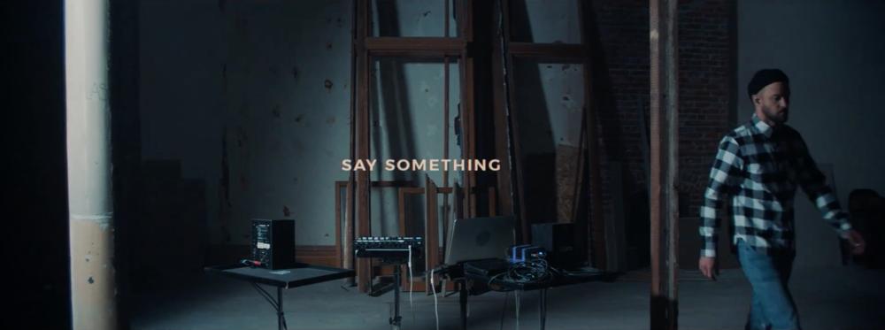Bill Kirstein_cinematographer_Justin Timberlake_Say Something_1