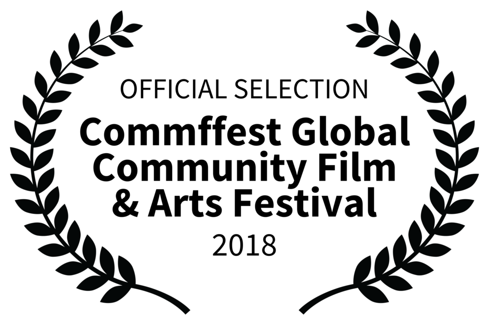 OFFICIAL SELECTION - Commffest Global Community Film  Arts Festival - 2018.png