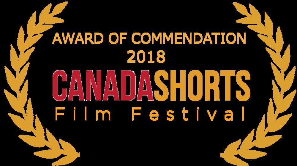 15. Canada Shorts AWARD OF COMMENDATION laurel - gold.png