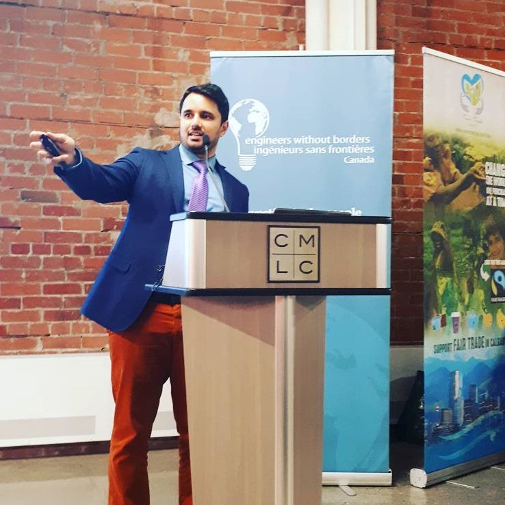 Aatif Baskanderi - Co-Founder & Operations Lead