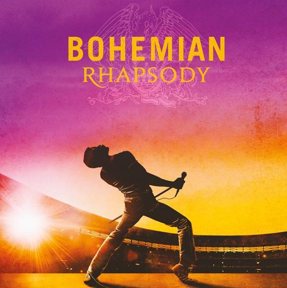 thanks joie for the @bohemianrhapsodymovie review!! be sure to check out the new story about this amazing movie and why were all in love with it! 🤩