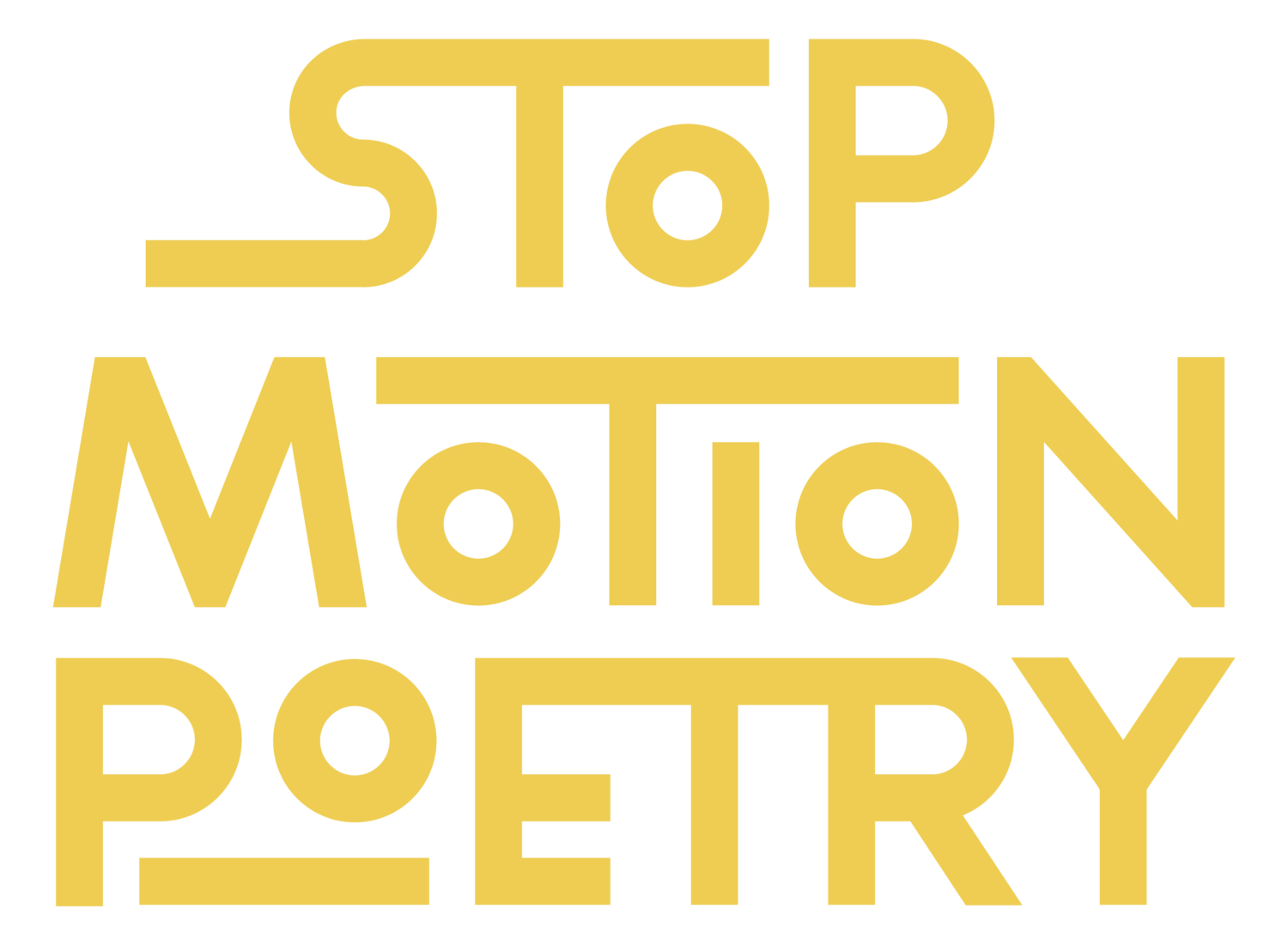 Stop Motion Poetry