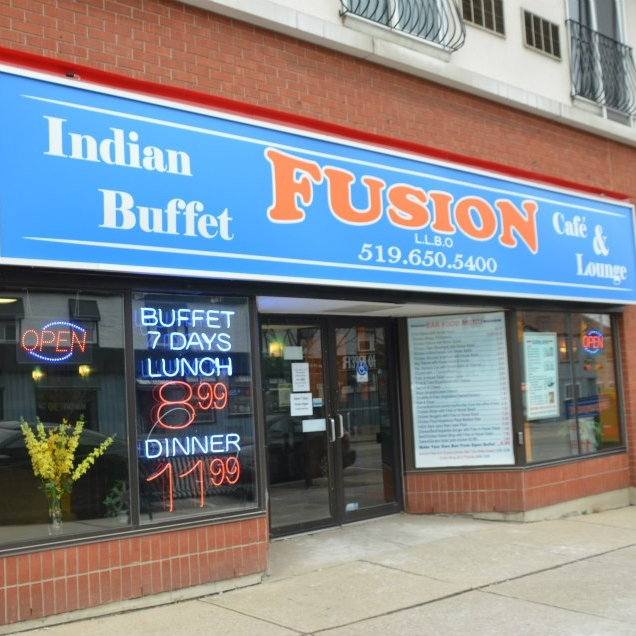 Fusion - Indian Buffet & Cafe Lounge