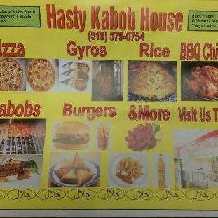 Hasty Kebab House