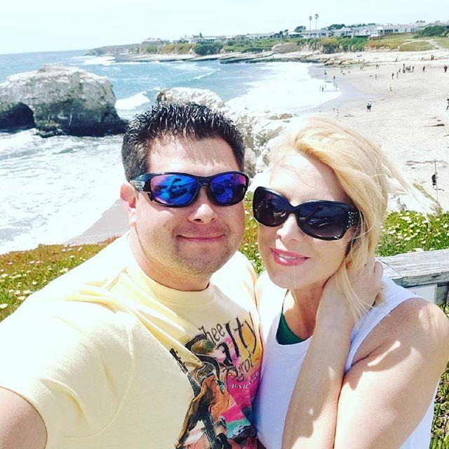 Crazy hair, 🤷♀️ don't care! #saltyair #sun #beaches #beach #santacruz #santacruzca #santacruzlife #beachbody ##beachbum #lazyday #vacation #vacationmode