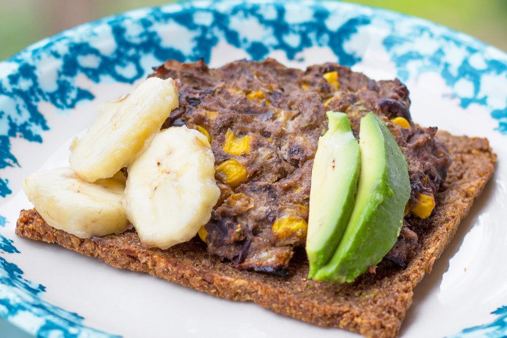 Trying Vegan With Mario Banana Burgers Recipe