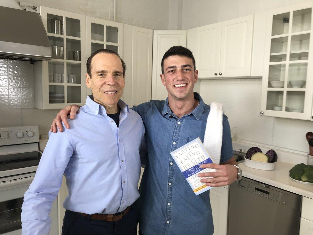 Mario Fabbri and Dr. joel Fuhrman.jpg