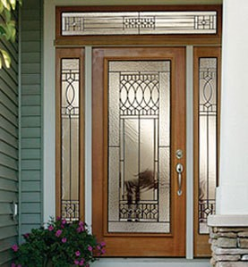 FIBERGLASS ENTRY DOORS - Canada Windows & Doors offers an extensive variety of fiberglass door designs and sizes. Fiberglass doors offer the beauty of natural wood, but with increased energy performance and less maintenance. Our on-site painting facility enables us to offer a very extensive selection of staining color finishes or colored painting options.