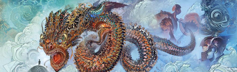 Monarch Dragon