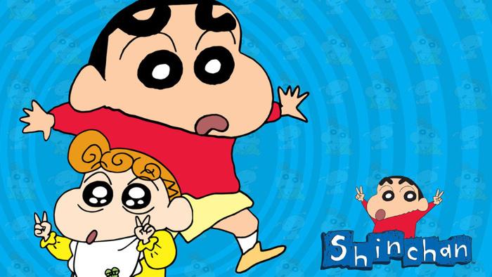 5. Shin Chan -
