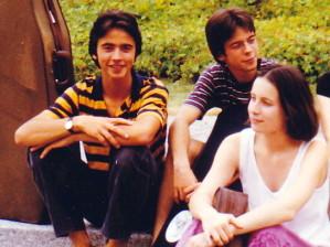 Jean-Guihen et Pierre-Olivier Queyras avec Christine Busch