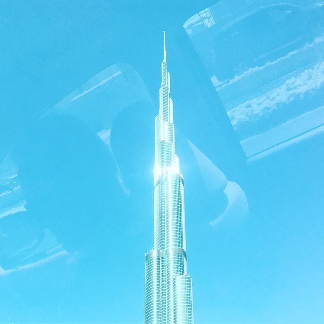 #burjkhalifa #pointyobjects