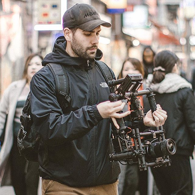 The #tokyo setup🎥 • Follow my FB profile👇🏻 • @freeflysystems MŌVI M15📽 @panasonicgh5 4K 10bit🎞 @blackmagicnewsofficial Video Assist👑 • ➡️ http://Facebook.com/filippocinotti.dop ⬅️ • • • #filmmaking #filmmaker #cinematographer #cinematography #cinema#film #director #adobe #gh5 #freeflysystems