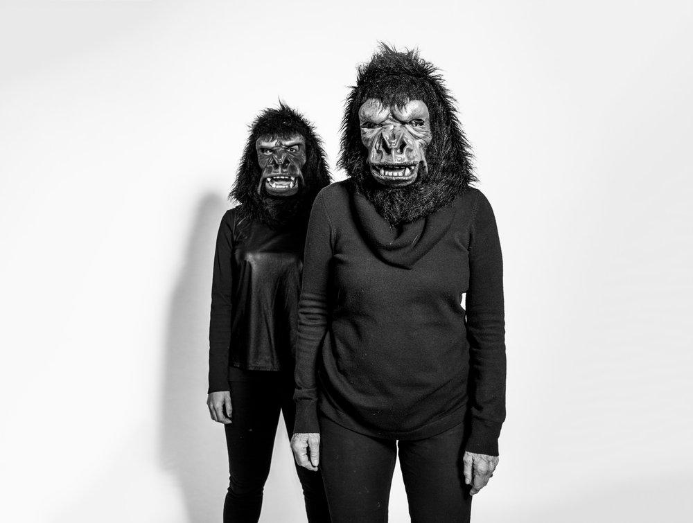 The Guerrilla Girls, artists