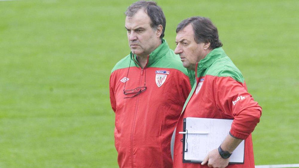 Marcelo & el profe Bonini