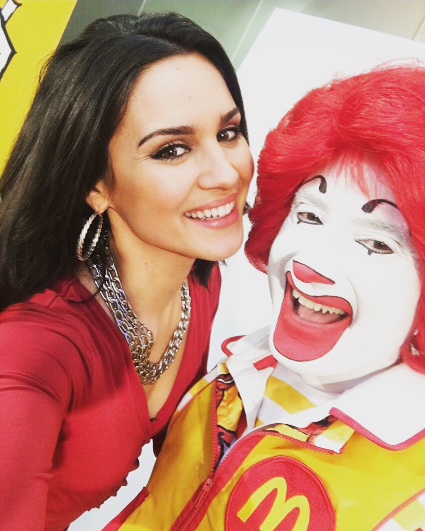 Nicole Brewer supports Ronald McDonald House Charities