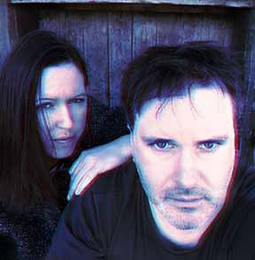 - Vocals, Keyboard, Synth / Michelle VonKheulGuitar, Bass, Drums / Jay Opthof