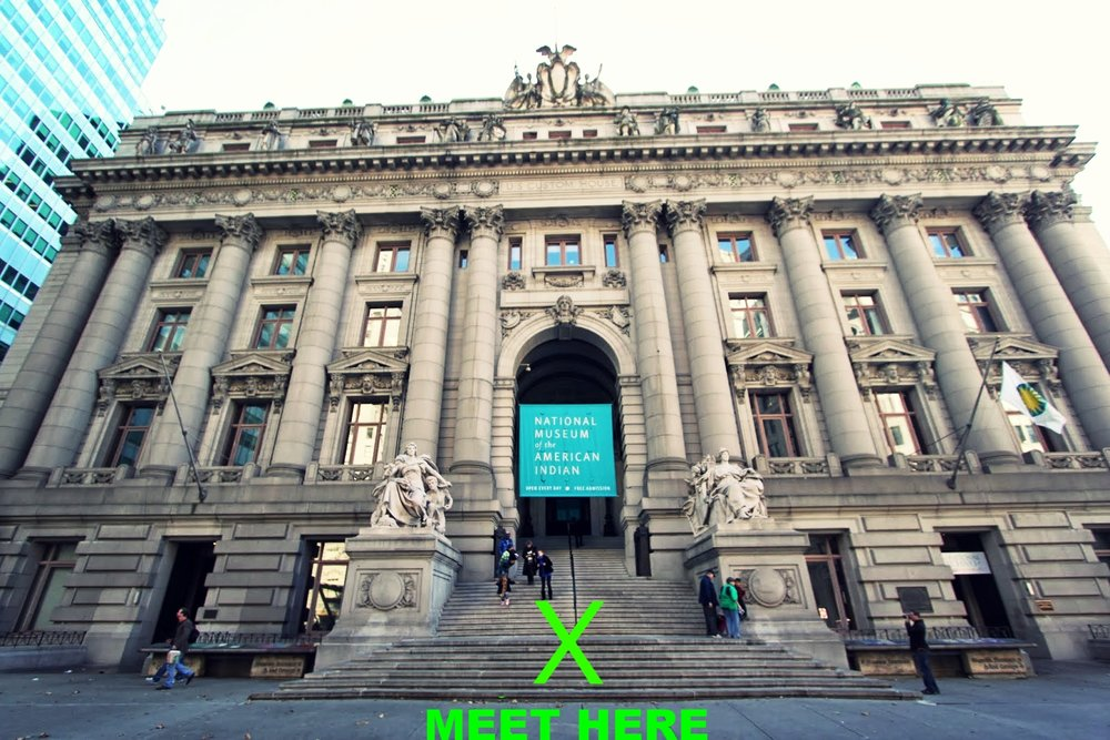 ALEXANDER HAMILTON CUSTOM HOUSE (A.K.A. THE NATIONAL MUSEUM OF THE AMERICAN INDIAN)