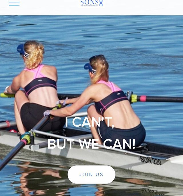 Our new website is live!! Pop along and have a look and join us for another year of adventures. #rowing #rowingrelated #newseason #sports #watersports #website