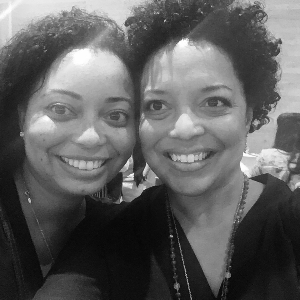well summit founder gianne doherty and I