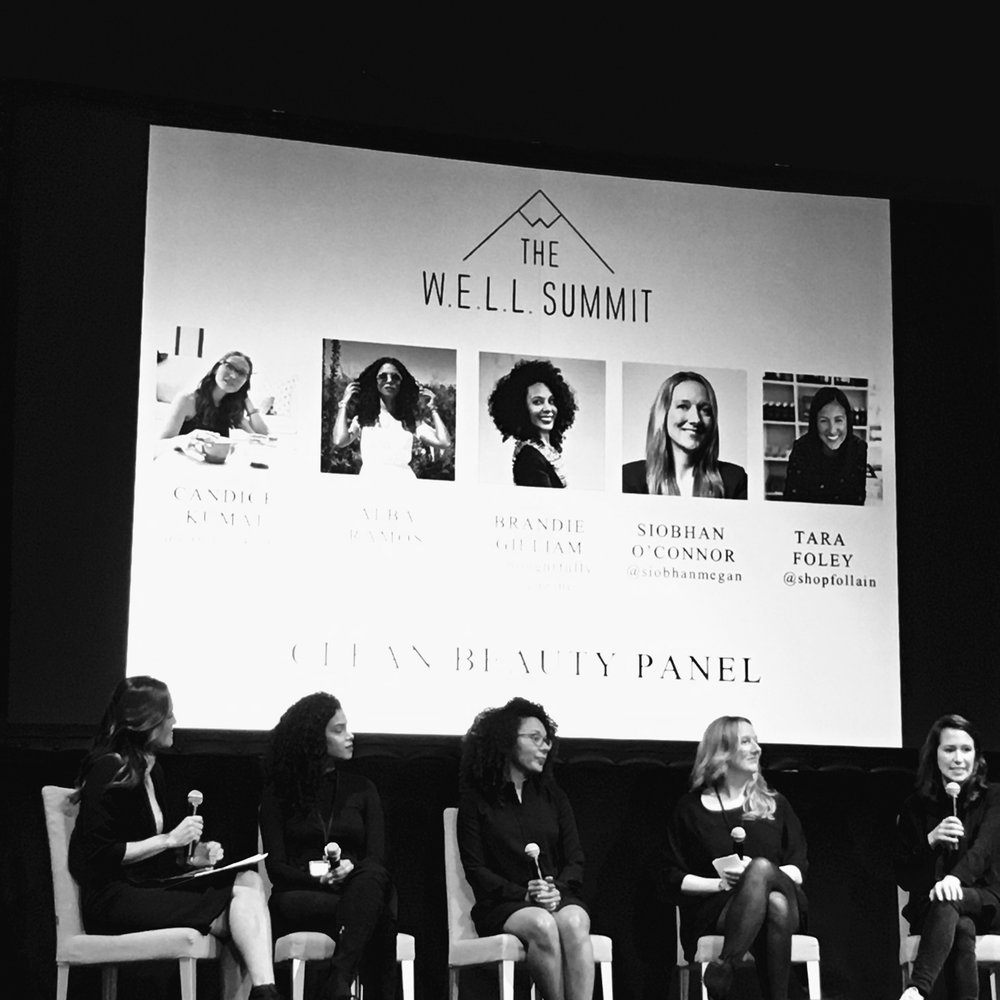 WS16 Clean Beauty Panel