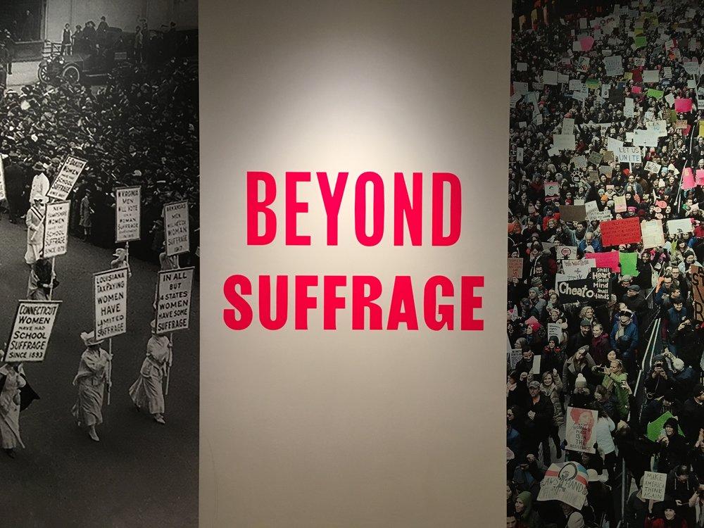 Beyond Suffrage