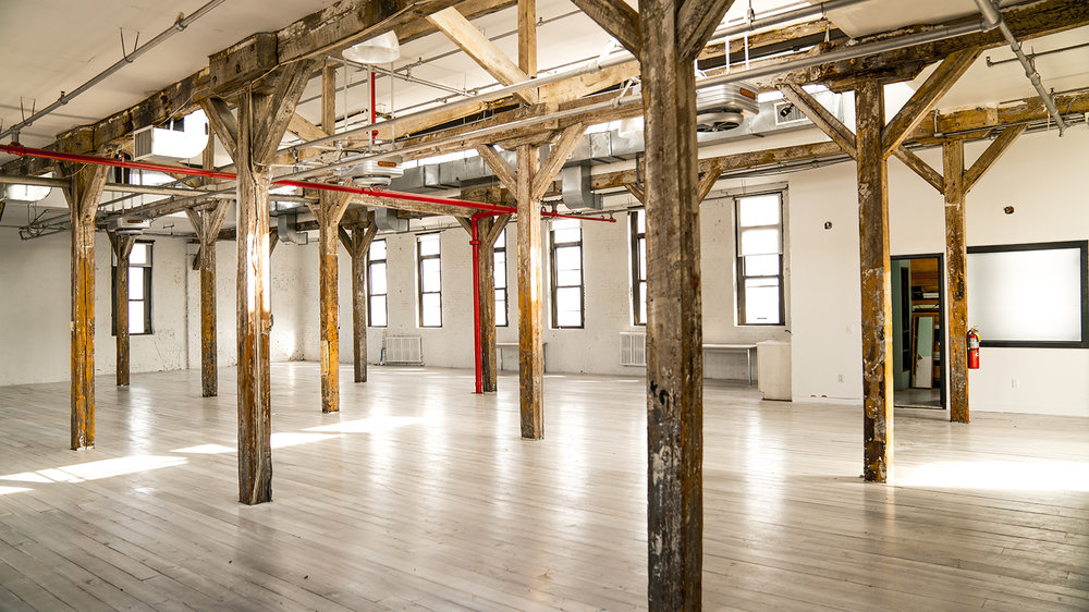 Brooklyn White Loft