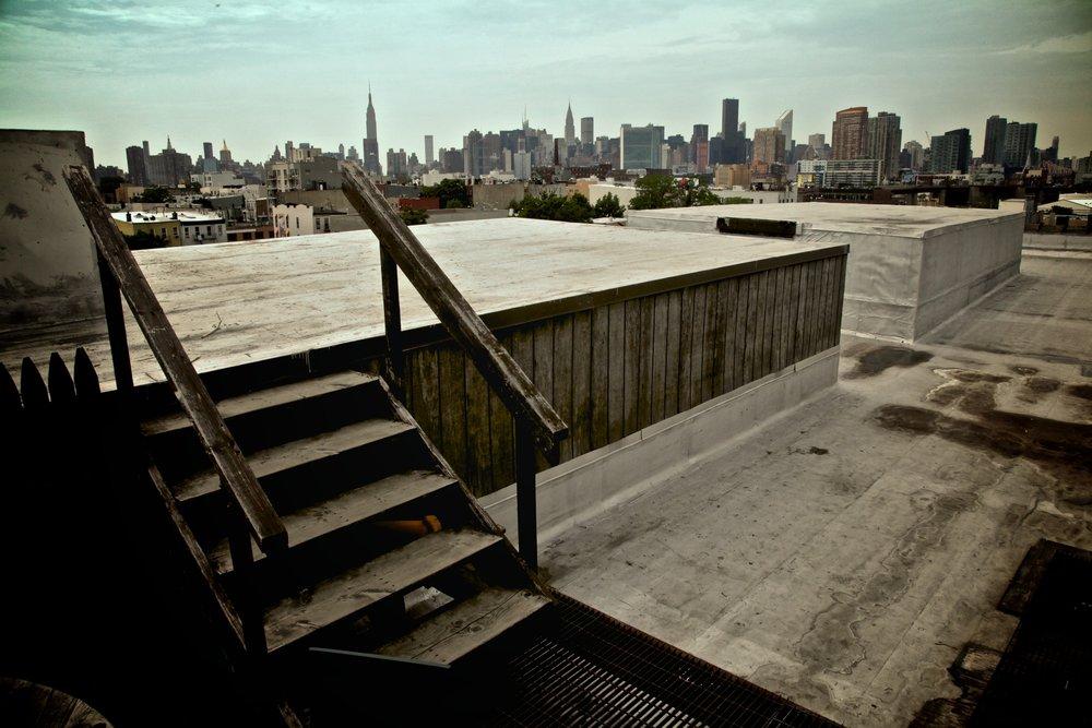 Industrial Loft Rooftop