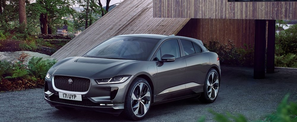 Can Jaguar's New I-PACE Finally Offer Tesla Competition