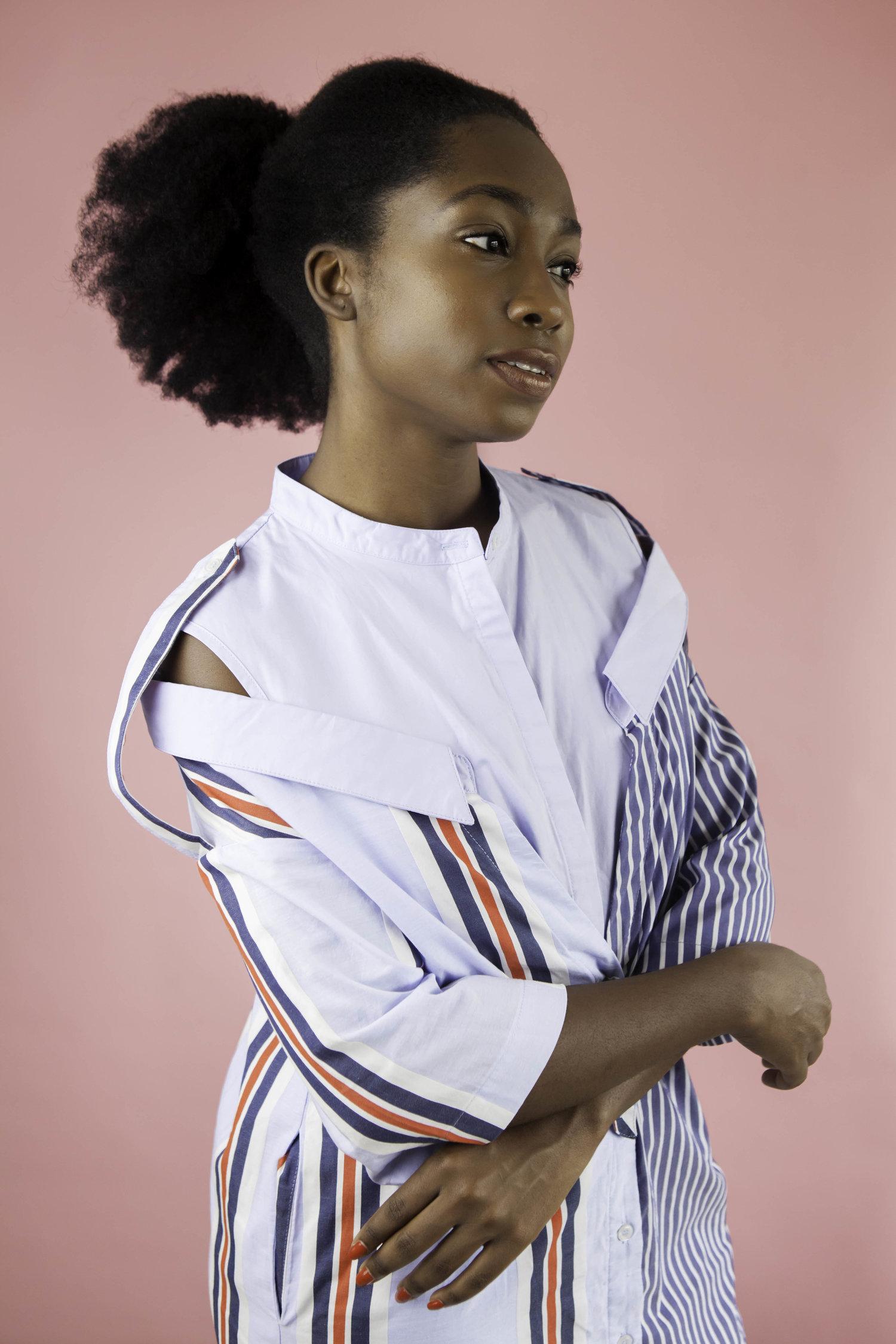Damilola Odufuwa — OKAYAFRICA's 100 WOMEN