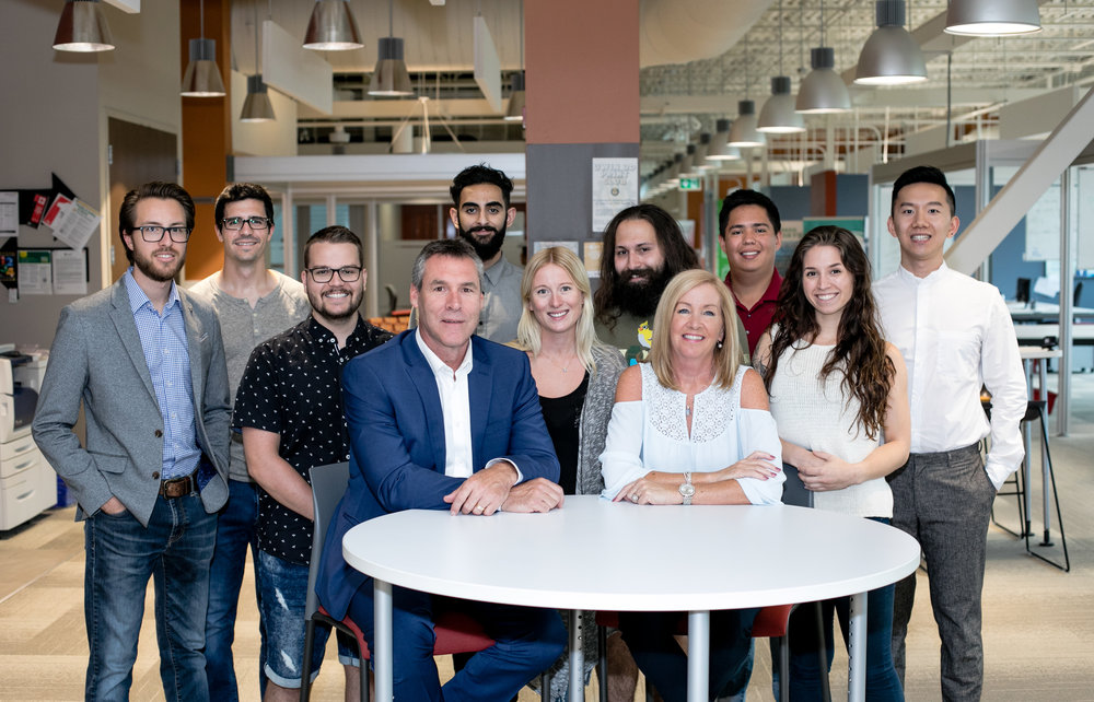 """""""We had so much fun with Anthony while he took photos at the  EPICentre  earlier this month for promo materials and head shots for our staff, founders and incubator members. We love how the photos turned out! We can't wait to have him back."""" University of Windsor EPICentre"""