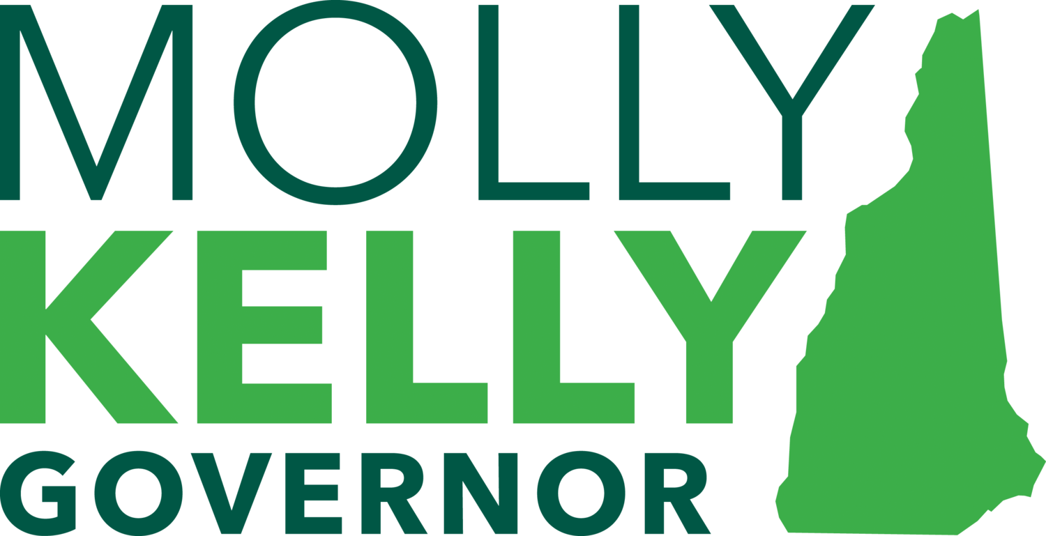 Molly Kelly Governor - Logo