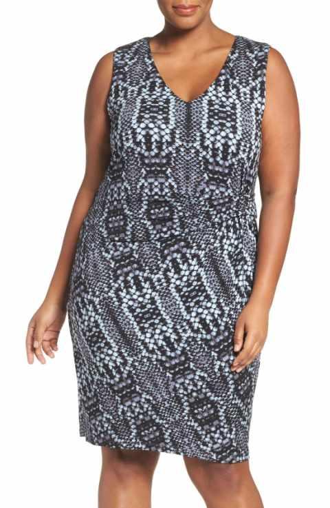 Den här läckra klänningen Twist Front Sheath dress- kommer från Tart Margaux och kan klickas hem från nordstrom.com för endast 1389 kronor. Passa på och fynda nu- för rean är i full gång.