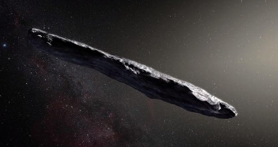 Possible alien ship.