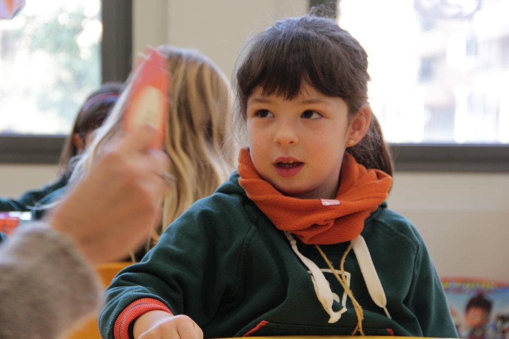 L'objectiu - St. Patrick's International School treballa per formar aprenents intel·lectualment segurs de si mateixos tot ajudant-los a crear-se grans expectatives de futur que s'acaben definint gràcies al nostre enfocament personalitzat de l'aprenentatge.