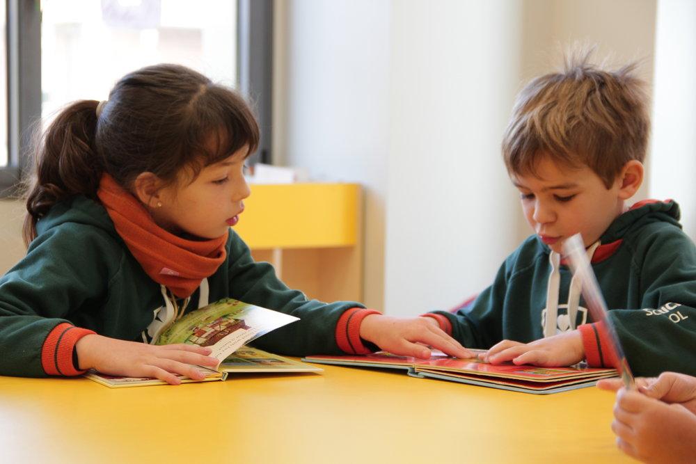 Early Years i Primary en anglès: de 6 a 12 anys - St. Patrick's International School té com a objectiu oferir una gran qualitat i un sistema d'ensenyament rigorós seguint el British Curriculum, estimulant el potencial de cada nen i nena amb una varietat de les millors metodologies i programes educatius del món i respectant el desenvolupament, caràcter i aptituds de cada un d'ells.