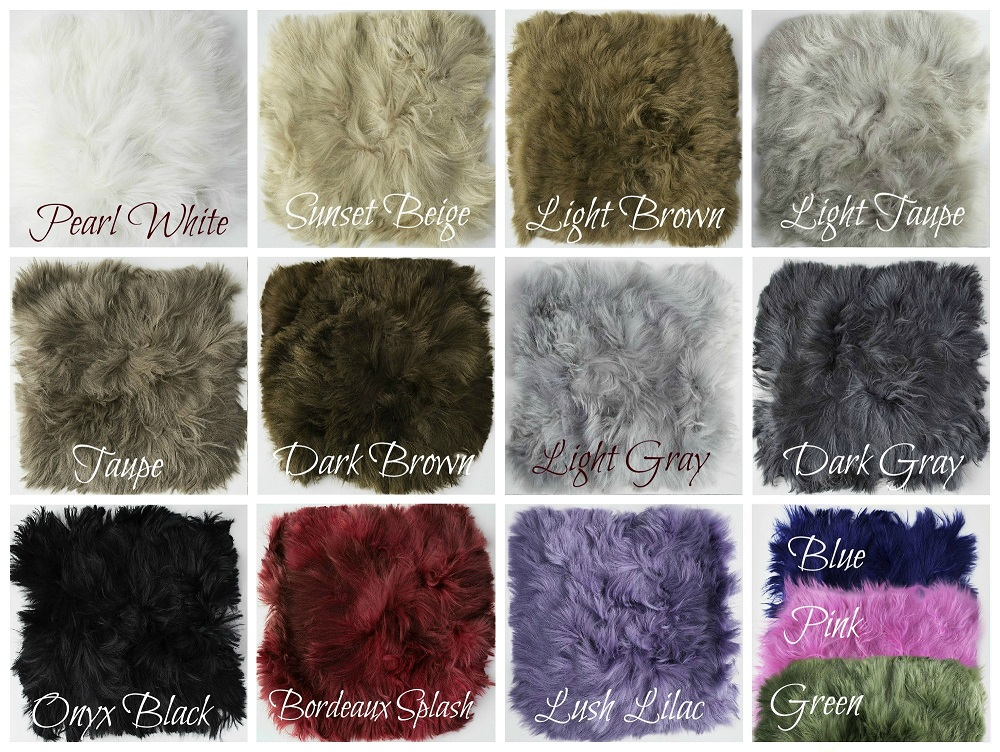 Alpaca Plush color palette