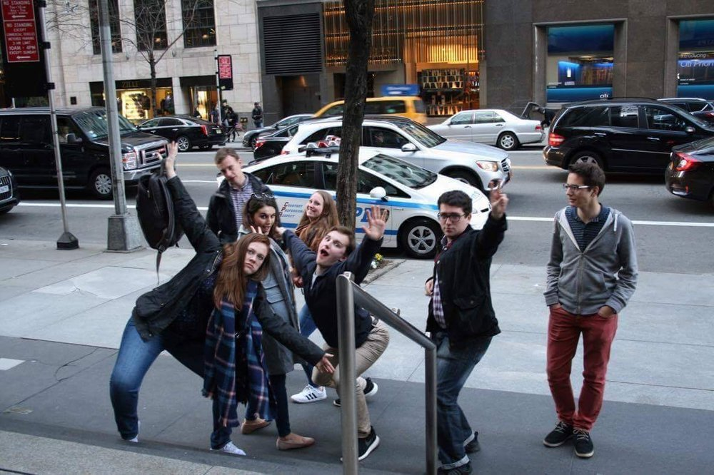 New York Trip 2017
