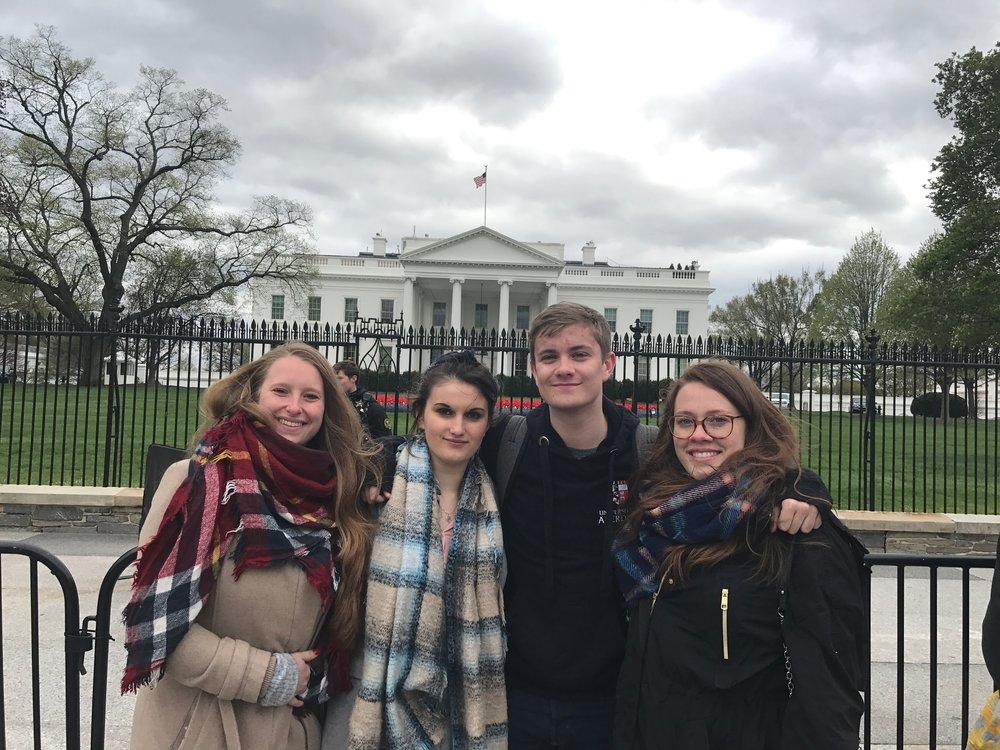 On the 2017 Trip to Washington D.C.
