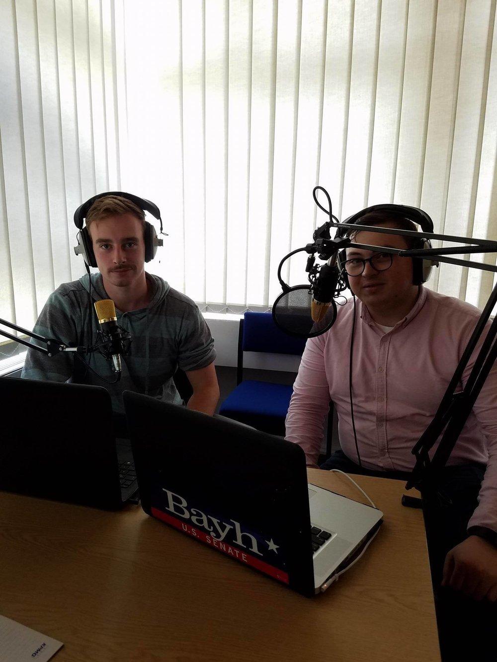 On Aberdeen Student Radio